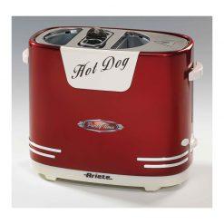 Ariete hot dog-kone punainen