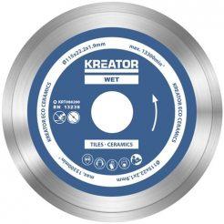 Timanttilaikka D115 ECO WET 3kpl KREATOR-0