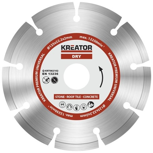 Timanttilaikka D125 Premium KREATOR-0
