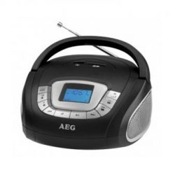 Radio Mp3 USB/SD Slot AEG-0