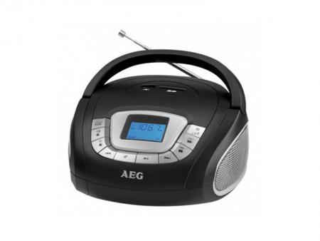 Radio Mp3 USB/SD Slot AEG-0