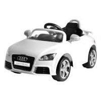 Sähköauto Audi TT Buddy Toys-0