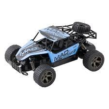 RC Auto Bulan Sininen Buddy Toys-0