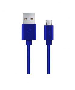 Micro USB kaapeli Sininen Esperanza