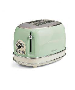 Leivänpaahdin Vintage Vihreä Ariete