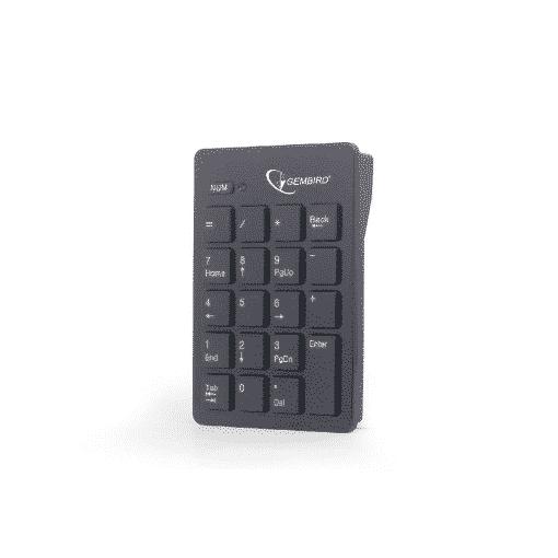 Langaton USB-numeronäppäimistö GEMBIRD