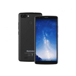 Blackview A20 Pro -puhelin, harmaa