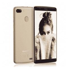 Blackview A20 Pro -puhelin, kultainen
