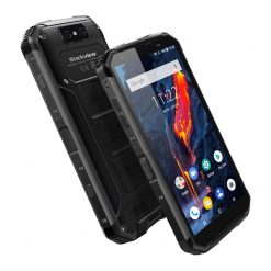 Blackview BV9500 Plus -puhelin, musta