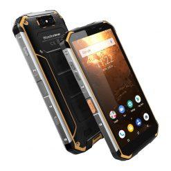 Blackview BV9500 Plus -puhelin, keltainen