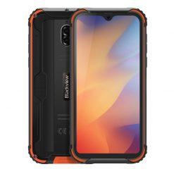 Blackview BV5900 -puhelin, oranssi