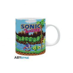 Sonic Retro -muki, 320 ml, 2-p