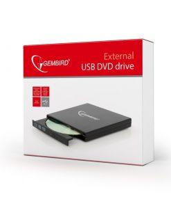 Ulkoinen CD ja DVD-soitin