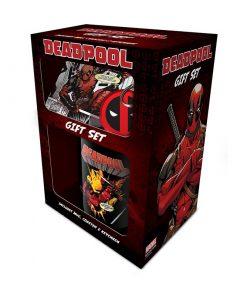 Deadpool -lahjapakkaus