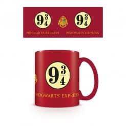 "Harry Potter ""Platform 9 & 3/4"" -muki"