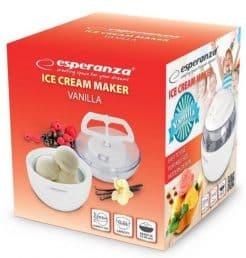 Jäätelökone Vanilla Esperanza