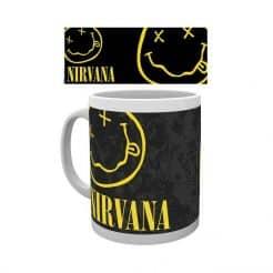 "Nirvana ""Smiley Logo"" -muki, 300 ml"
