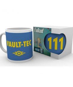 """Fallout 4 """"Vault Tec 111"""" -muki, 300 ml"""