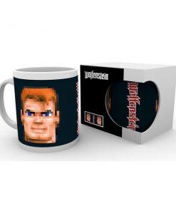 """Wolfenstein """"BJ Blazkowicz"""" -muki, 300 ml"""