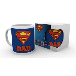 "Superman ""Dad"" -muki, 300 ml"