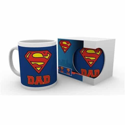 """Superman """"Dad"""" -muki, 300 ml"""