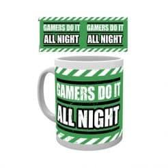"Gaming ""All Night"" -muki, 300 ml"