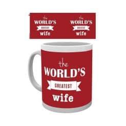 """Valentines """"Wife""""-muki"""