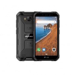 Puhelin Ulefone Armor X6 16GB/2GB MUSTA